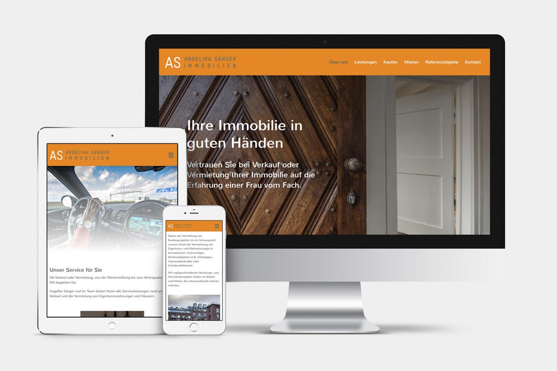 Website Immobilien